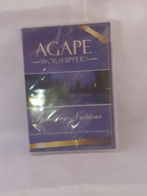 Agape Worshipers DVD